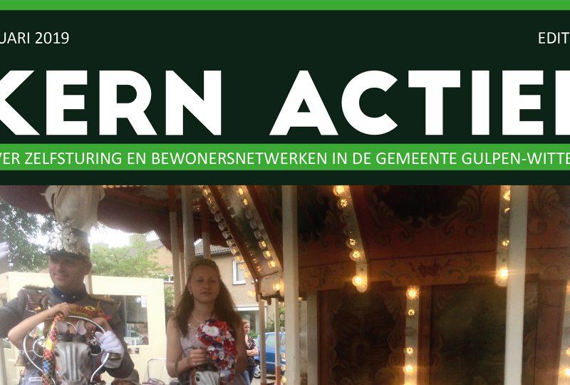 Eerste uitgave Kern Actief