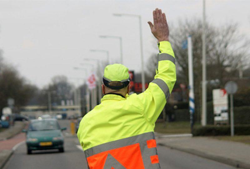 Word jij verkeersregelaar?